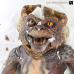 Gremlins 2 foam latex puppet movie prop Rick baker