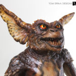 Gremlins puppet foam latex movie prop restoration