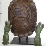 Teenage Mutant Ninja Turtles 3 prop Restoration and display