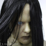 The Ring lifesize Samara statue
