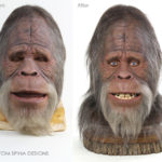 Harry and the Hendersons Mask