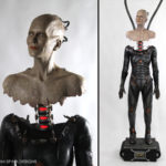 Star Trek Borg Queen Costume Restoration and Display