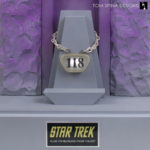 Star Trek I Mudd necklace television prop display