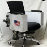 Apollo 11 Space Themed Custom Chair