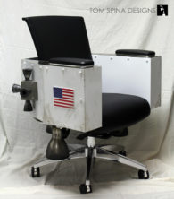 Themed Custom Chair for space home office