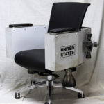 space themed desk chair