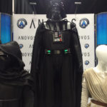 custom extra large mannequin for Darth Vader costume