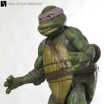 Teenage Mutant Ninja Turtles Movie Costume Restoration
