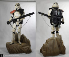 Star Wars Sandtrooper Costume