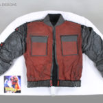 Back to the Future Jacket restoration