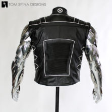 leather replica costume superhero