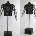 X-Men Colossus Costume Display