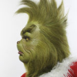 Grinch Makeup Appliance from the Jim Carrey movie