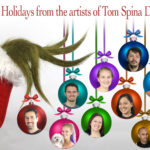 Happy Holidays from Tom Spina Designs!