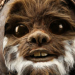 Return of the Jedi Ewok Mask Restoration