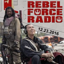 Rogue One Reviews Podcast interview with Tom Spina