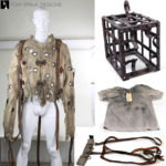 Thirteen Ghosts Jackal costume display