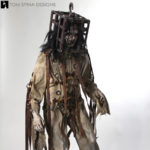 wax museum style figure from 13 Ghosts