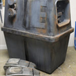 Star Wars gonk droid costume