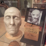 Peter Cushing lifecast