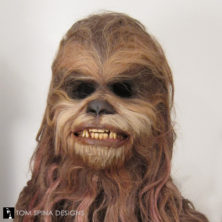 Life Day Celebration wookiee mask