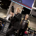 Mark Hamill Star Wars gun prop