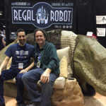 SWCO Regal Robot Dewback Sofa