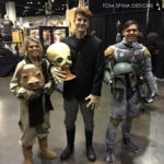 snaggletooth and cantina band costumes