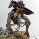 screen used mohawk puppet