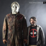 large custom statue Michael Myers