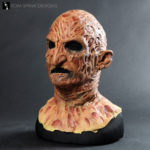 Freddy vs Jason Stunt Mask Display Bust