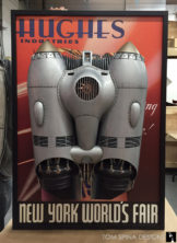 Rocketeer Jetpack Replica Display