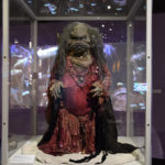 the Dark Crystal Aughra puppet by Jim Henson