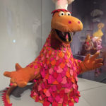 dragon Muppet by Jim Henson company