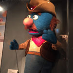 Fat Blue Muppet by Jim Henson company