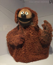 Rowl the Dog Muppet by Jim Henson company
