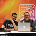 Tom Spina and Pablo Hidalgo Cantina Panel