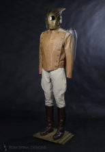 movie costume museum display
