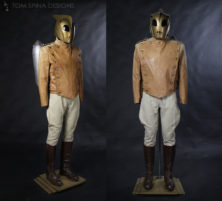 Rocketeer Costume display