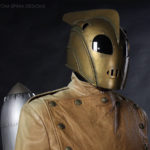 Custom Mannequin for a Rocketeer Costume
