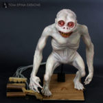 Tom Savini movie prop puppet restoration