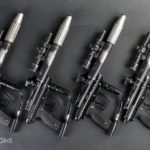 Paintball Blaster Props for the Star Wars Show
