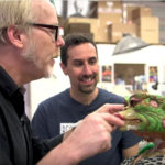 VIDEO Adam Savage Visits Our Studio to Talk Restoration