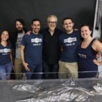 VIDEO – Adam Savage at our sister company, Regal Robot