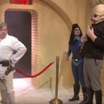VIDEO Mark Hamill cantina with our costumes on the Late Show