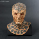 Babylon 5 Narn Mask Custom Display