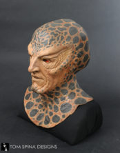 latex pullover mask