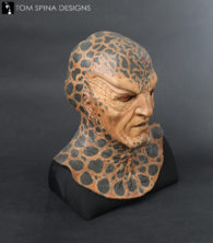 Babylon 5 Narn mask latex sci-fi movie mask