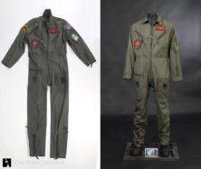 Original movie costume screen used