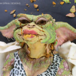 conservation and display of Gremlins movie prop